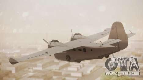 Grumman G-21 Goose Paintkit for GTA San Andreas left view
