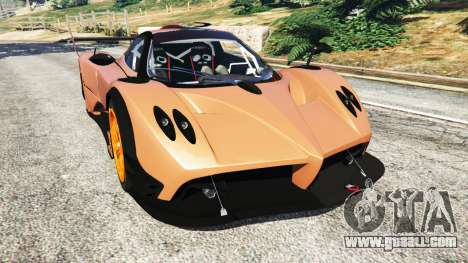 Pagani Zonda R v0.9 for GTA 5