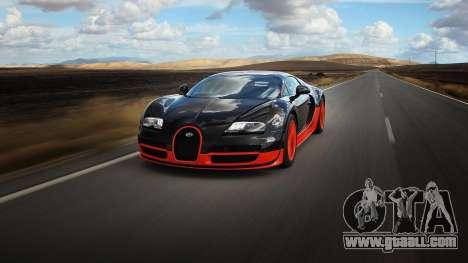 Sportcars Loadscreens for GTA San Andreas third screenshot