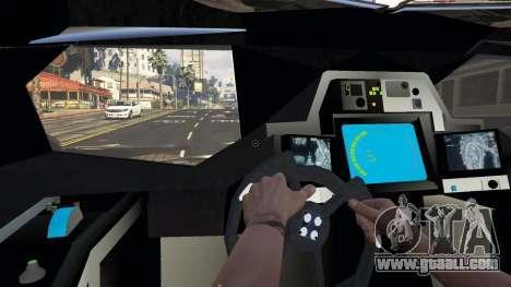 GTA 5 The Tumbler wheel