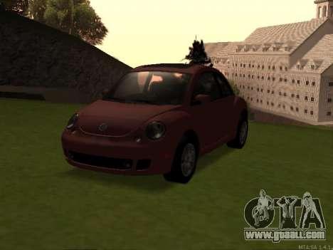 VW New Beetle 2004 Tunable for GTA San Andreas