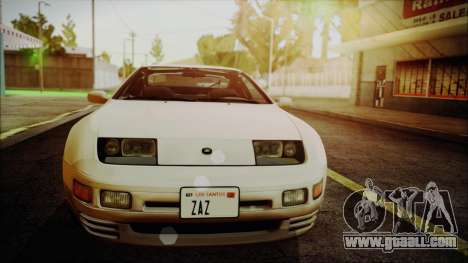 Nissan Fairlady Z Twinturbo 1993 for GTA San Andreas