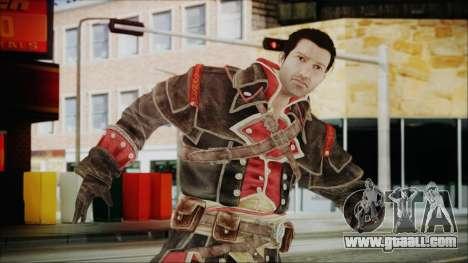 Shay Patrick Cormac - Assassins Creed Rogue for GTA San Andreas