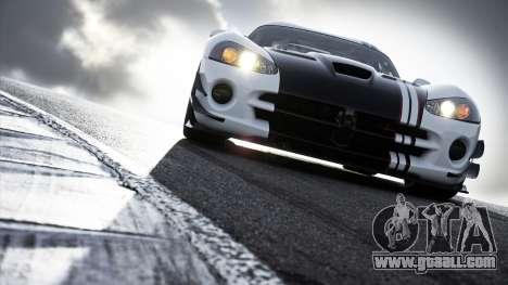 Sportcars Loadscreens for GTA San Andreas forth screenshot
