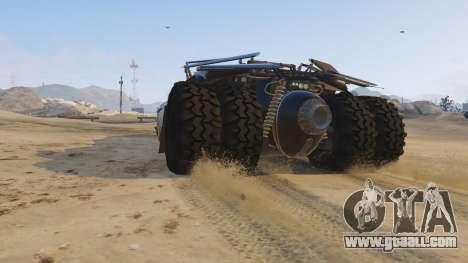 The Tumbler for GTA 5