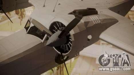Grumman G-21 Goose Paintkit for GTA San Andreas right view