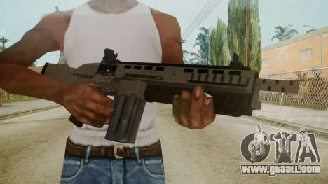 GTA 5 Combat Shotgun for GTA San Andreas