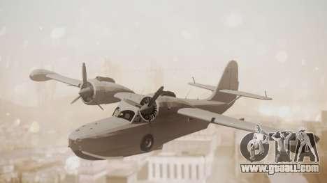 Grumman G-21 Goose Paintkit for GTA San Andreas