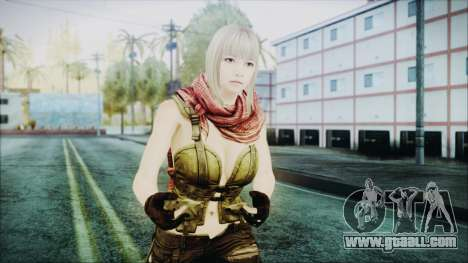 Mila from Counter Strike for GTA San Andreas