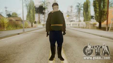 Red Army Cossack - WW2 for GTA San Andreas second screenshot