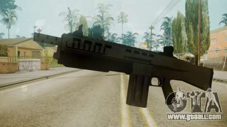 GTA 5 Combat Shotgun for GTA San Andreas second screenshot