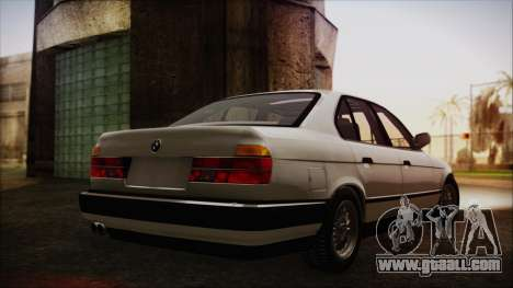 BMW 7-er E32 Stock for GTA San Andreas left view