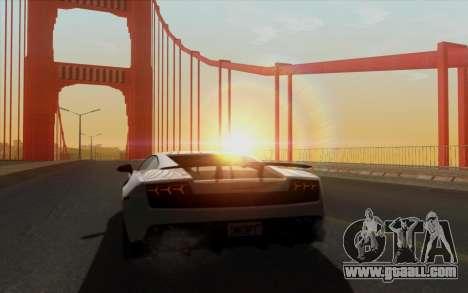 Amazing Graphics for GTA San Andreas eighth screenshot