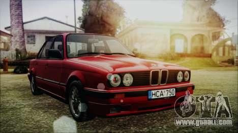 BMW M3 E30 Sedan for GTA San Andreas