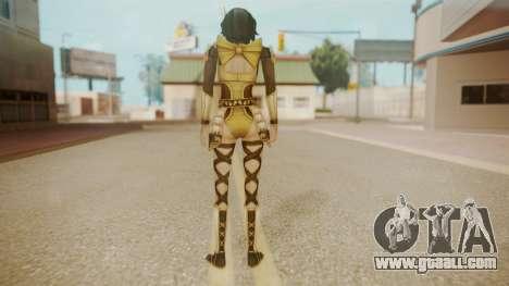 Redhead and Friends for GTA San Andreas third screenshot