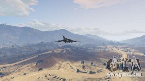 GTA 5 Batwing sixth screenshot