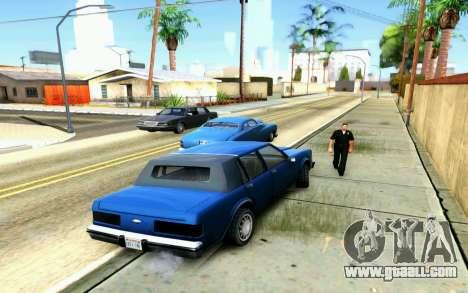 ENB for Medium PC for GTA San Andreas fifth screenshot