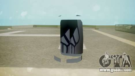 GTA 5 Parachute for GTA San Andreas third screenshot