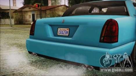 GTA 5 Albany Washington for GTA San Andreas right view
