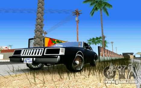 ENB for Medium PC for GTA San Andreas twelth screenshot
