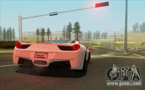Amazing Graphics for GTA San Andreas forth screenshot
