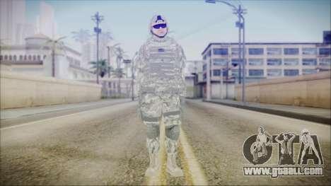 CODE5 USA for GTA San Andreas second screenshot