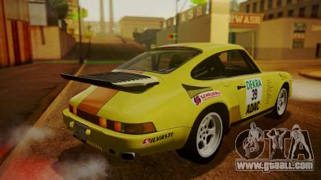 RUF RUF RUF Ctr yellowbird (911) 1987 АПП IVF for GTA San Andreas