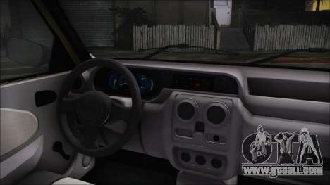 Dacia Solenza for GTA San Andreas right view