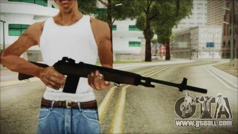 H&R Arms M14 for GTA San Andreas third screenshot