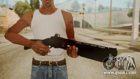 CQC-11 Combat Shotgun for GTA San Andreas third screenshot