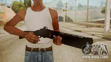 CQC-11 Combat Shotgun for GTA San Andreas third screenshot