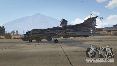 GTA 5 Batwing third screenshot