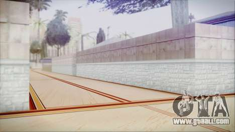 HD All City Roads for GTA San Andreas forth screenshot