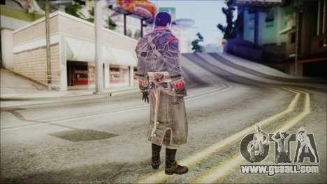 Shay Patrick Cormac - Assassins Creed Rogue for GTA San Andreas third screenshot