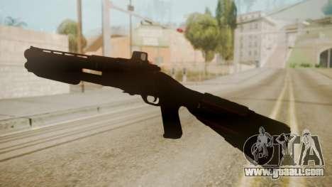 CQC-11 Combat Shotgun for GTA San Andreas second screenshot