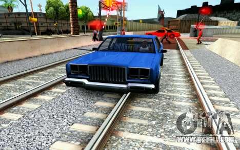 ENB for Medium PC for GTA San Andreas seventh screenshot