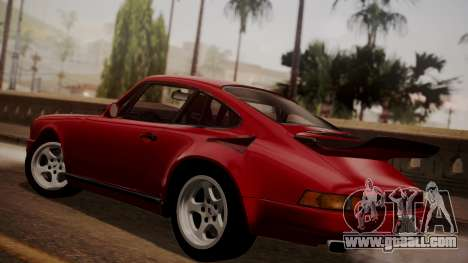 RUF RUF RUF Ctr yellowbird (911) 1987 АПП IVF for GTA San Andreas right view