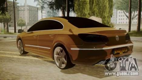 Volkswagen Passat CC for GTA San Andreas left view