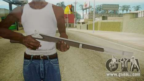 GTA 5 Rifle for GTA San Andreas