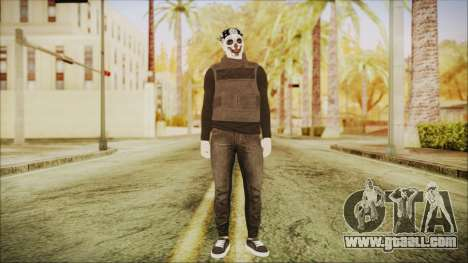 GTA Online Skin Random 2 for GTA San Andreas second screenshot