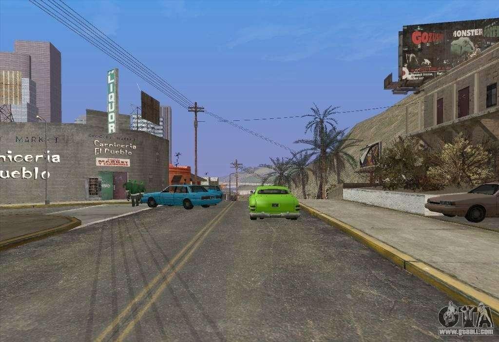Memory2048 FIX for GTA San Andreas