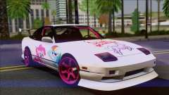 Nissan 240SX Pony Power for GTA San Andreas