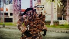 Chinese Army Desert Camo 3 for GTA San Andreas
