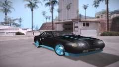 Elegy DRIFT KING GT-1 (Stok wheels) for GTA San Andreas