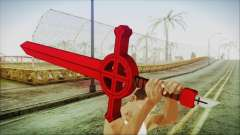 Demon Blood Sword from Adventure Time for GTA San Andreas