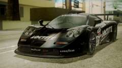 McLaren F1 GTR 1998 Loctite