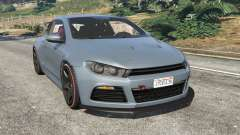 Volkswagen Scirocco for GTA 5