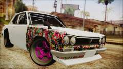 Nissan GT2000 STICKER BOMB for GTA San Andreas