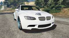 BMW M3 (E92) [LibertyWalk] v1.1 for GTA 5