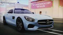 Mercedes-Benz AMG GT 2016 for GTA San Andreas